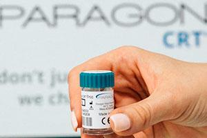 линзы парагон в ортокератологии