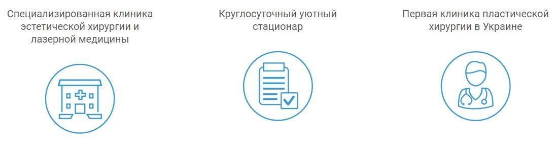 Пластическая хирургия в Киеве 10 - изображение, фото.
